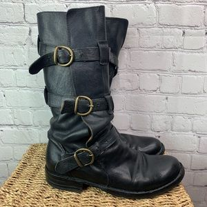 Fiorentini + Baker Eternity Leather Tall Boots
